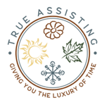 True Assisting logo