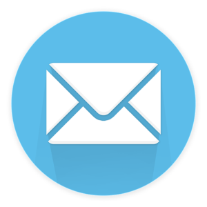 blue mail icon True Assisting