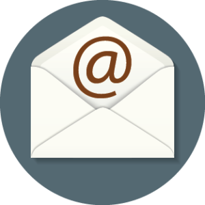 Icon Email Blue True Assisting