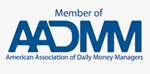member of American Association of Daily Money Managers