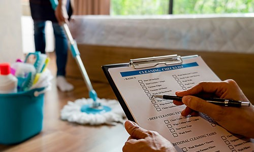 Home assistance and cleaning service | True Assisting