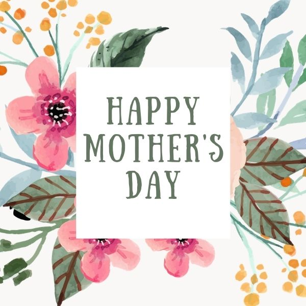 Mother's Day, Social Distancing, and Supporting Local Businesses