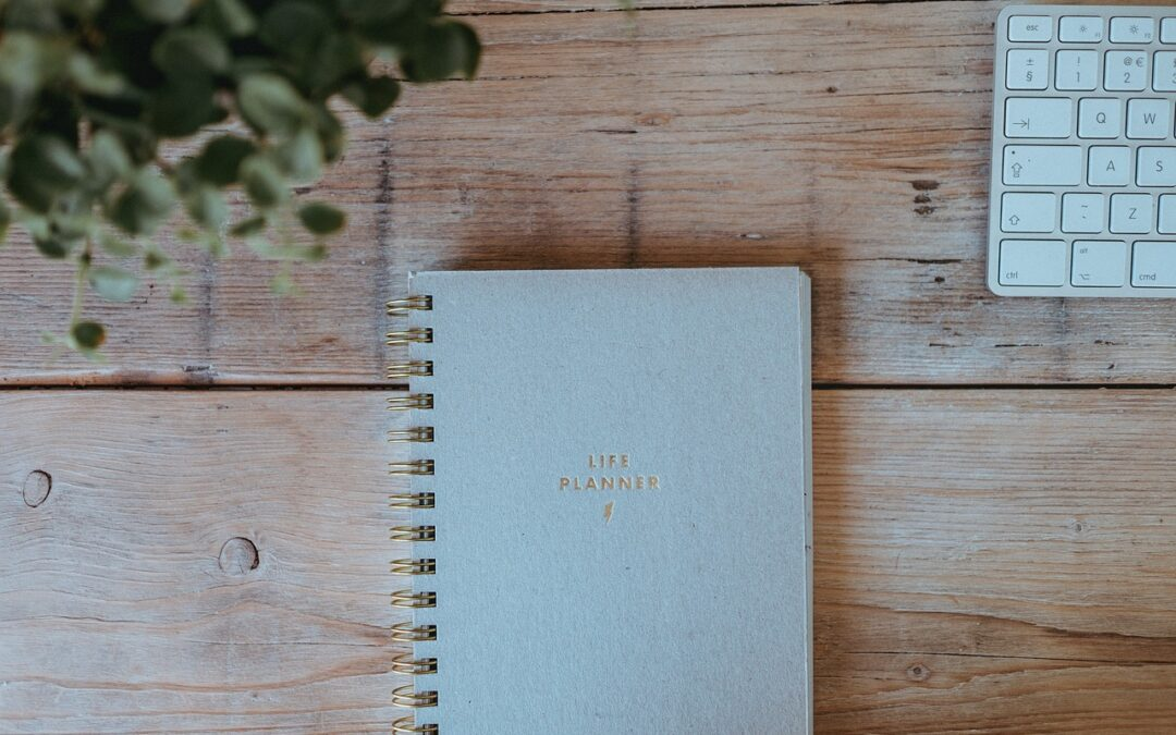 Organize Your Life with Planners